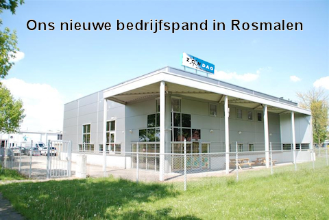 Ons adres in Rosmalen